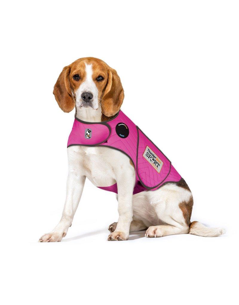 ThunderShirt Calming Dog Wrap Fuchsia Sport Medium