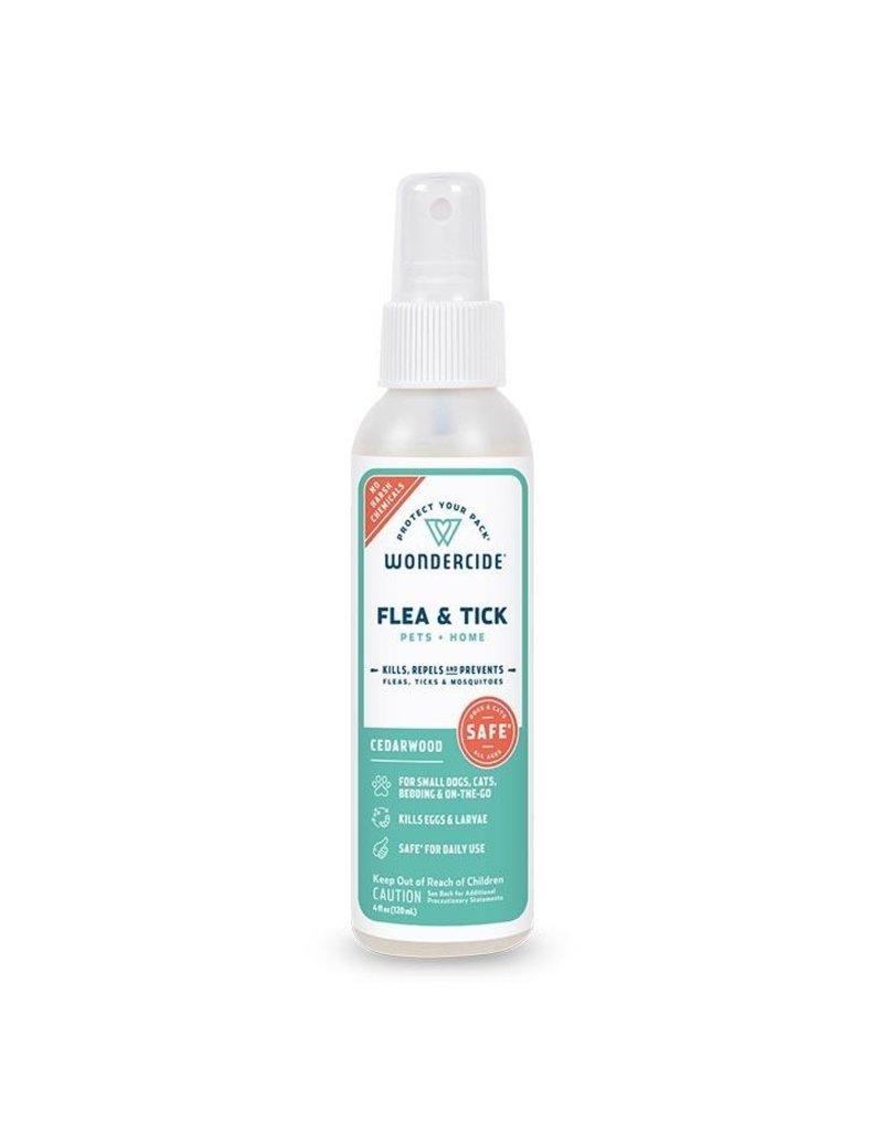 Wondercide Cedarwood Flea Tick & Mosquito Spray 4oz