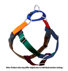 2 Hounds Freedom Harness L JellyBean Spice
