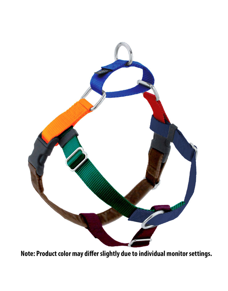 2 Hounds Freedom Harness S JellyBean Spice