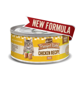 Merrick Purrfect Bistro Chicken Pate 3oz