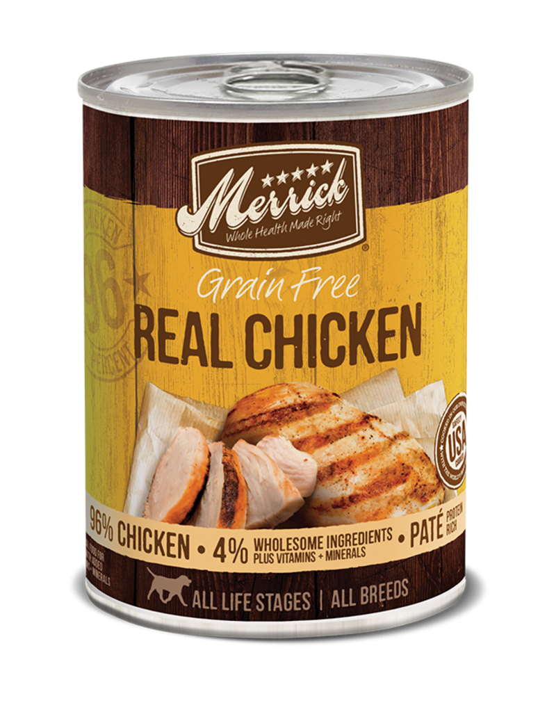 Merrick Grain Free Chicken 12.7oz
