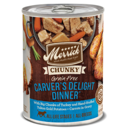 Merrick Chunky Carvers Delight Dinner 12.7oz