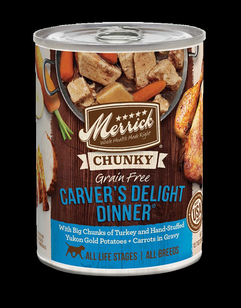 Merrick Chunky Carvers Delight Dinner 12.7oz