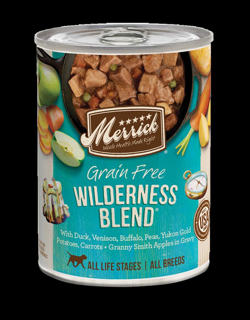 Merrick Wilderness Blend 12.7oz