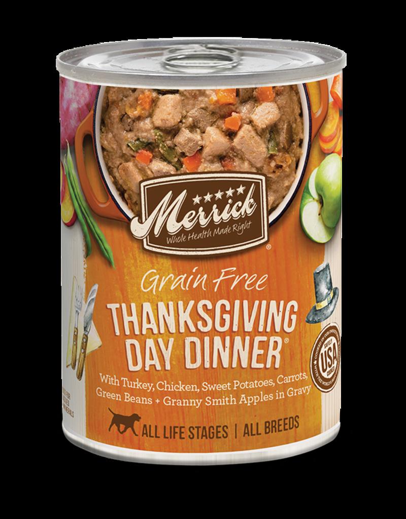 Merrick Thanksgiving Day Dinner 12.7oz