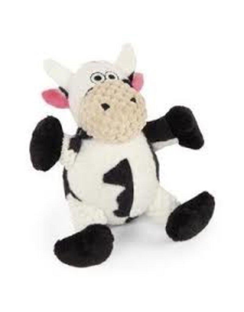 GoDog Godog Checkers Sitting Cow Mini