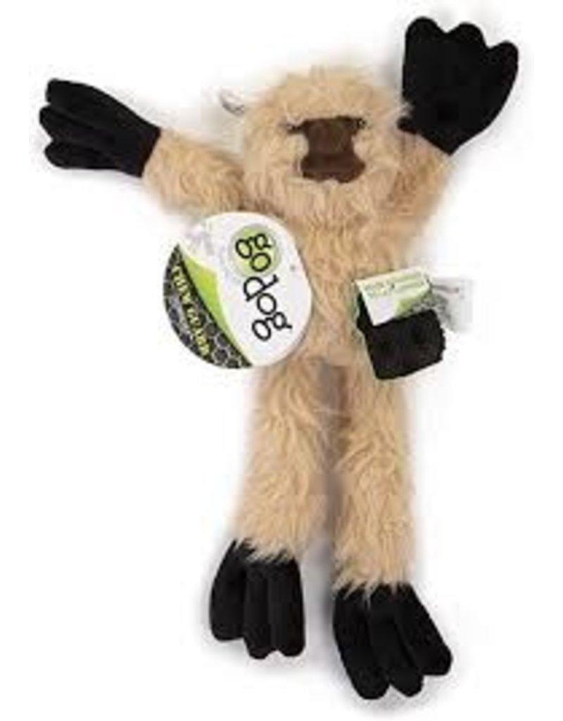 GoDog Crazy Tugs Sloth Tan Small