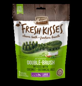 Merrick Fresh Kisses Double-Brush with Coconut & Botanical Oils Large 7ct