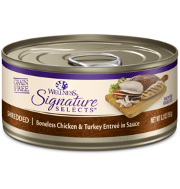 Wellness Signature Selects Chicken & Turkey 5.3oz