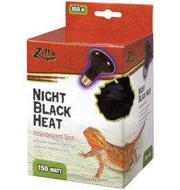 Zilla Bulb Black Heat Incandescent 150w