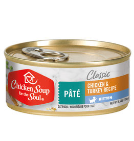 Chicken Soup for the Soul Chicken & Turkey Kitten 5.5oz