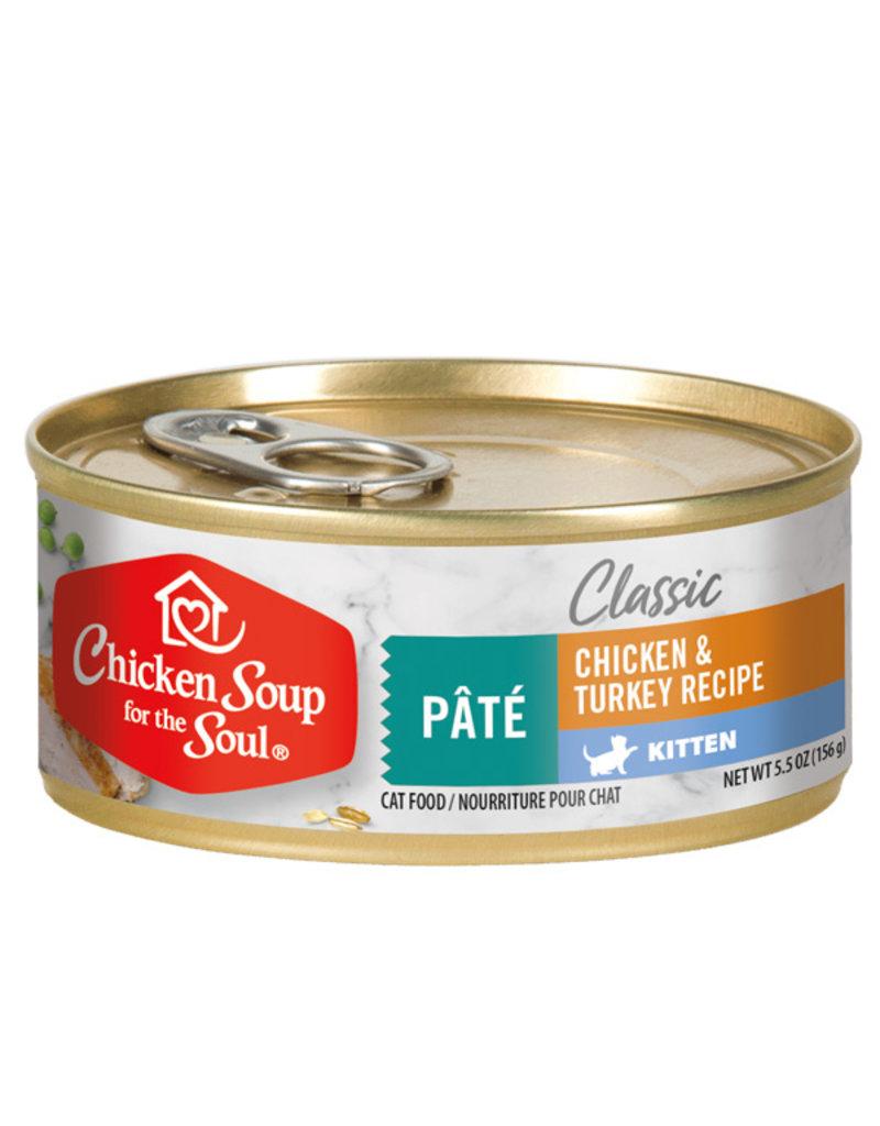 Chicken Soup for the Soul Chicken & Turkey Kitten 5.5oz
