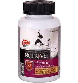 Nutri-Vet Aspirin Chewable Tablets Large Dog 75ct
