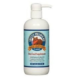 Grizzly Pet Products Wild Alaskan Pollock Oil 16oz