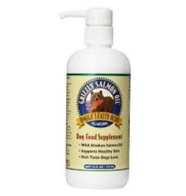 Grizzly Pet Products Wild Alaskan Salmon Oil 16oz