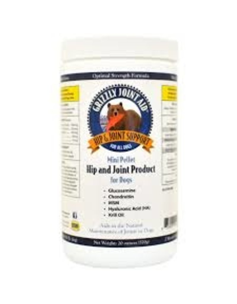 Grizzly Pet Products Hip & Joint Aid Pellet 20oz