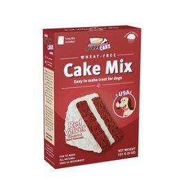 Puppy Cake Red Velvet Cake Mix