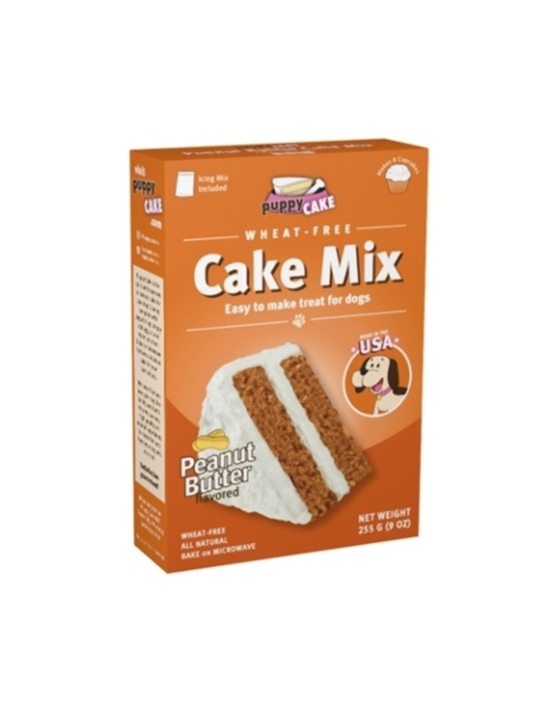 Puppy Cake Peanut Butter Cake Mix