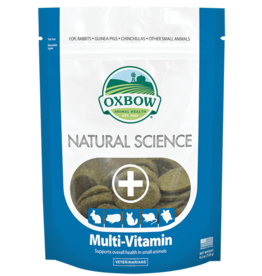 Oxbow Natural Science Multi-Vitamin 60ct
