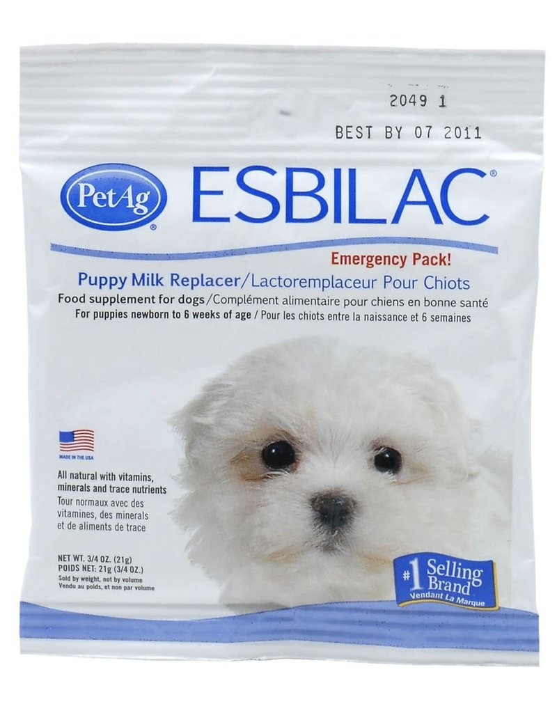 Pet Ag PetAg Puppy Milk Replacer Emergency Pack