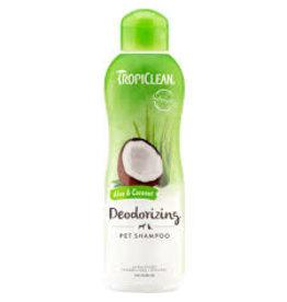 TropiClean Aloe & Coconut Deodorizing Shampoo