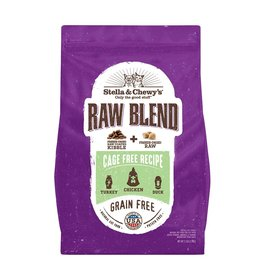 Stella & Chewy's Raw Blend Cage-Free Recipe 2.5lb