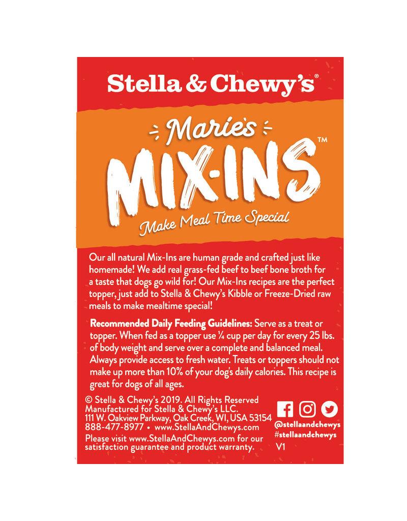 Stella & Chewy's Marie's Mix-Ins Beef & Pumpkin 5.5oz
