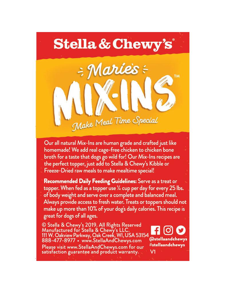 Stella & Chewy's Marie's Mix-Ins Chicken & Pumpkin 5.5oz
