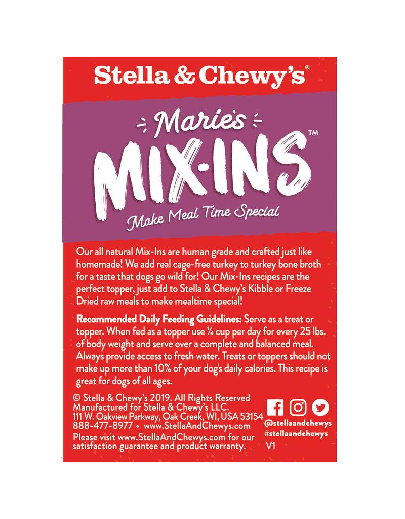 Stella & Chewy's Marie's Mix-Ins Turkey & Pumpkin 5.5oz