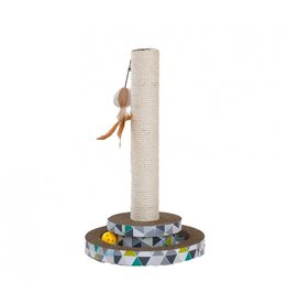 PetStages Scratch & Play Tower Track