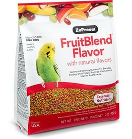 ZuPreem Fruit Blend for Small Birds 14oz