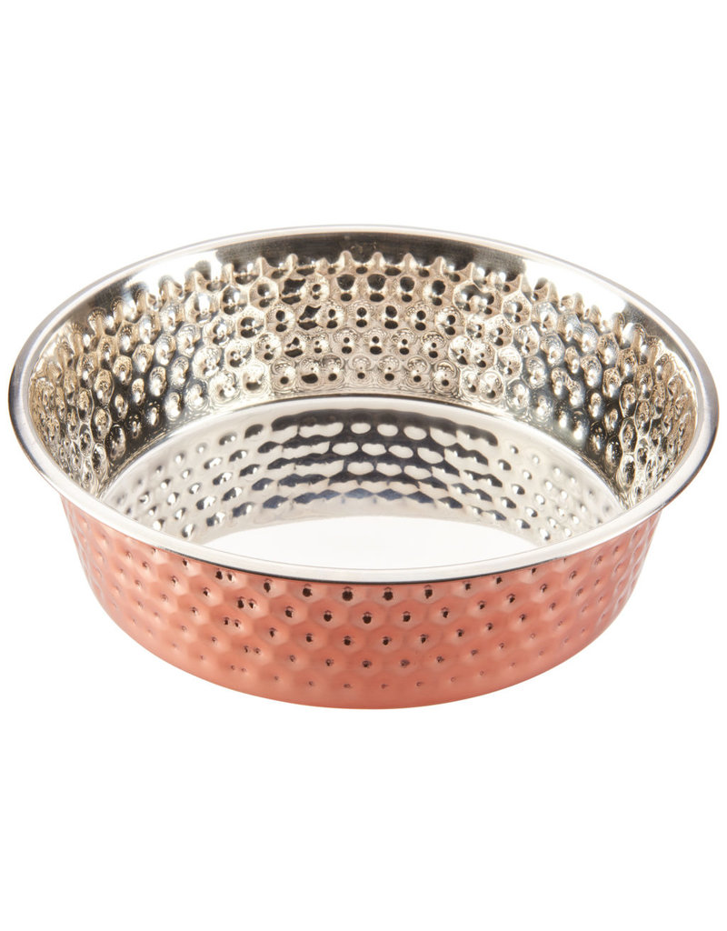 Ethical Pet - Spot Honeycomb Bowl Stainless Steel 1qt