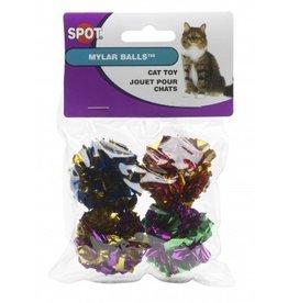 Ethical Pet Mylar Balls 4pk