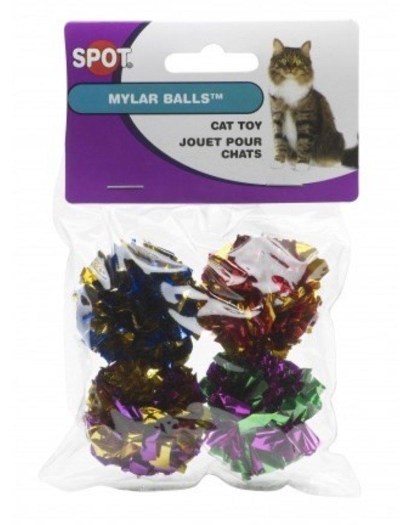 Ethical Pet - Spot Mylar Balls 4pk