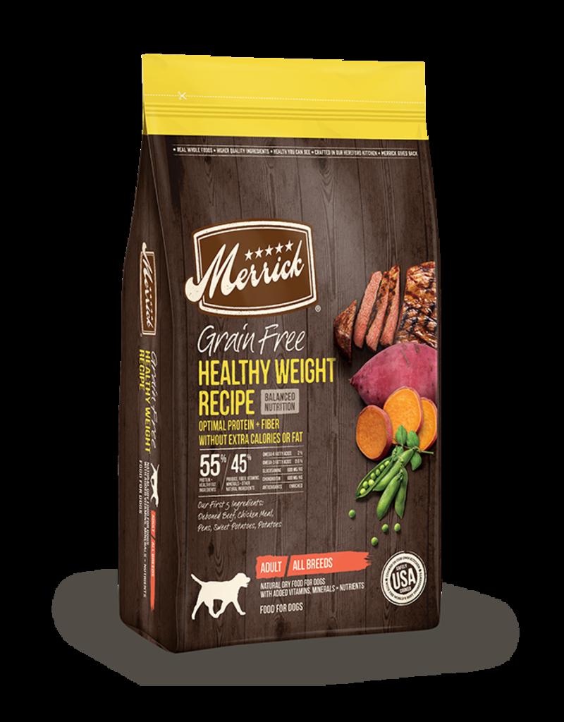 Merrick Grain Free Healthy Weight 22lb