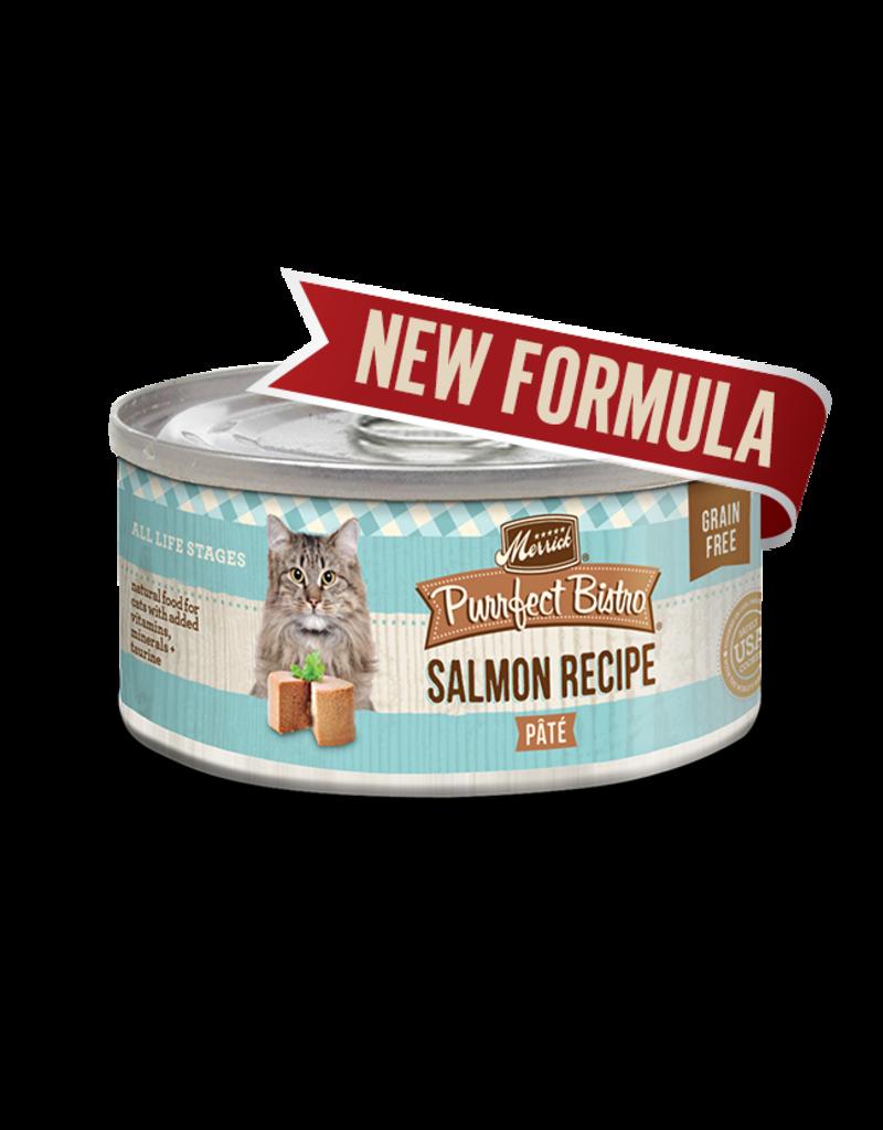 Merrick Purrfect Bistro Salmon 3oz
