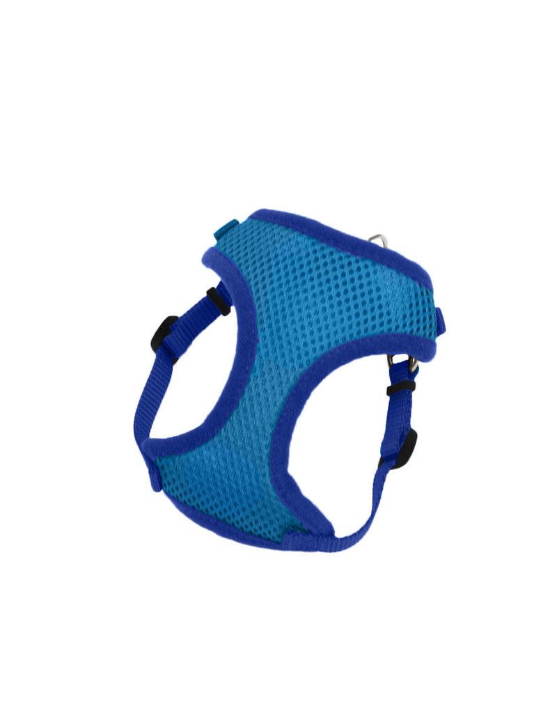 Coastal Comfort Soft Harness Blue Large