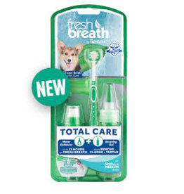 TropiClean Total Care Dental Kit Small