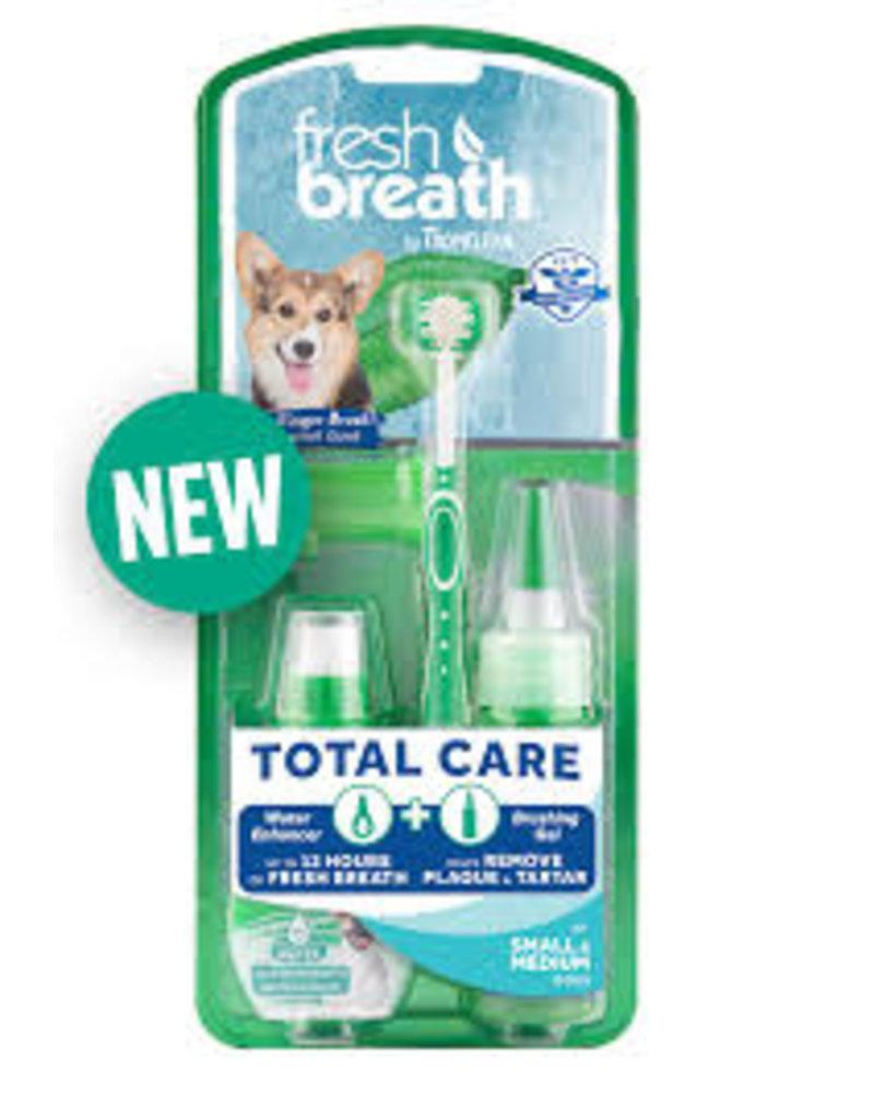 TropiClean Total Care Dental Kit Small