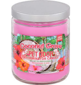 Specialty Pet Products Odor Exterminator Candle Coconut Grove