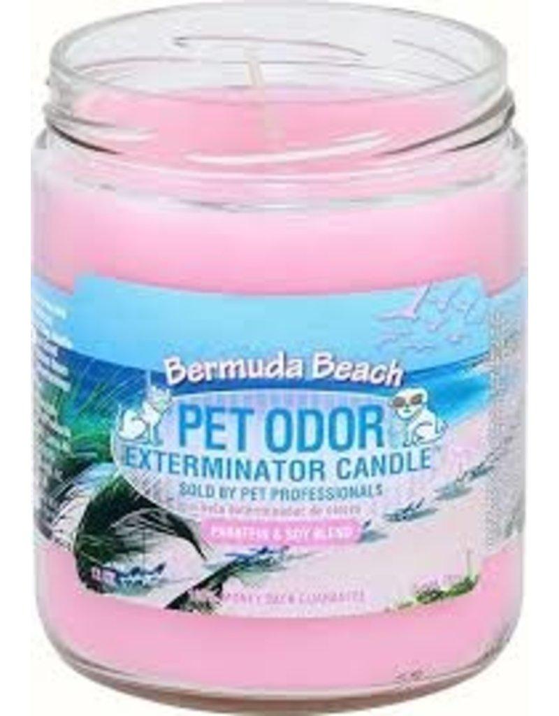 Specialty Pet Products Odor Exterminator Candle Bermuda Beach