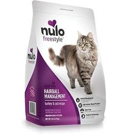 Nulo Freestyle Hairball Management Turkey & Cod 5lb