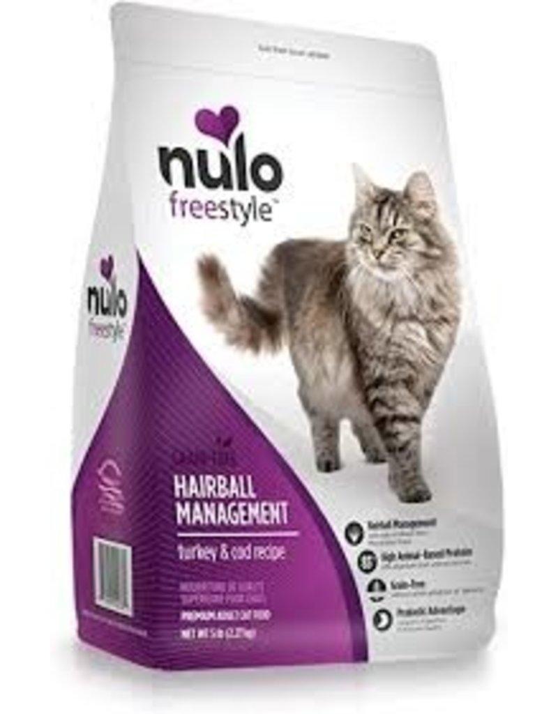 Nulo Freestyle Hairball Management Turkey & Cod 5lb