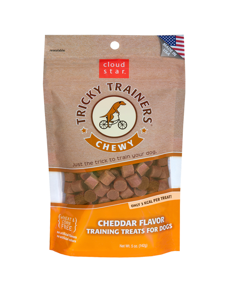 Cloud Star Tricky Trainers Cheddar 5oz