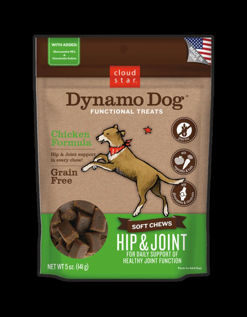 Cloud Star Dynamo Dog Hip & Joint Chicken 5oz