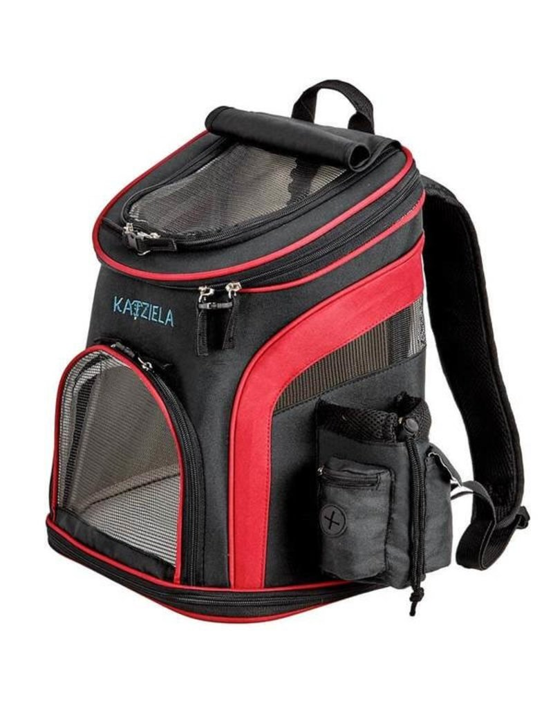 Katziela Voyager Backpack Red