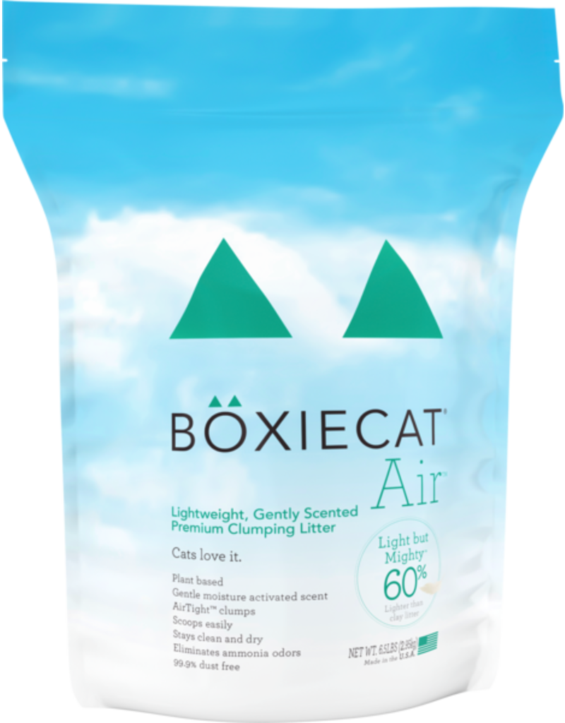 Boxiecat Air Lightweight Gently Scented Litter 6.5lb