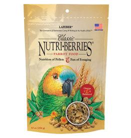 Lafeber's Classic Nutri-Berries Parrot 10oz