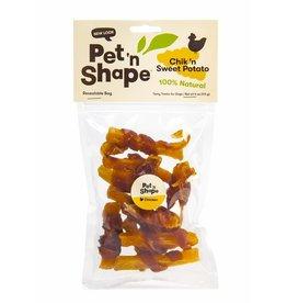 Pet 'n Shape Chicken Sweet Potato Wraps 8oz